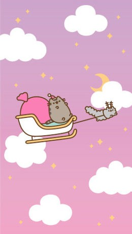 Pusheen Wallpaper