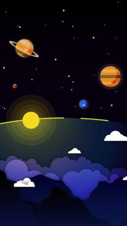 Solar System Fond d'écran