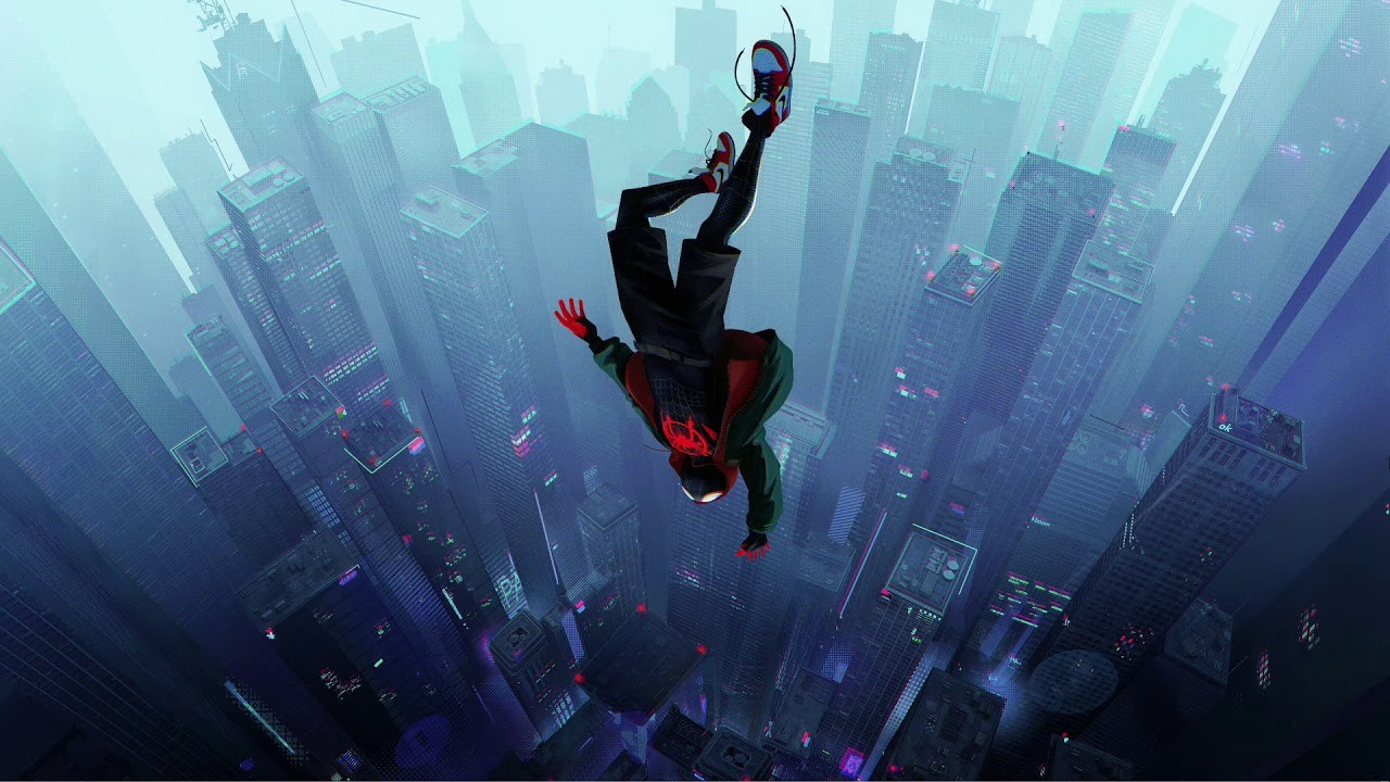 Spider Man Into The Spider Verse Wallpaper - NawPic