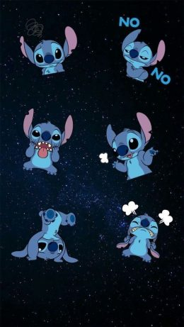Stitch Wallpaper