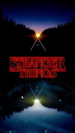 Stranger Things Papel De Parede