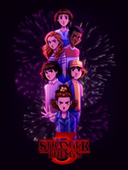Stranger Things Wallpaper