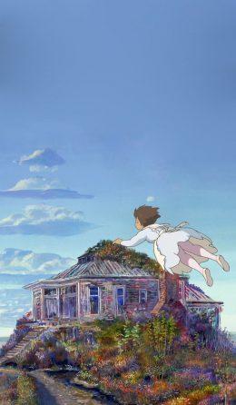 Studio Ghibli Fond d'écran