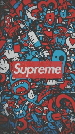 Supreme Wallpaper