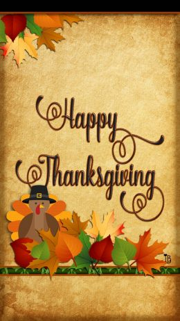 Thanksgiving For iphone Wallpaper