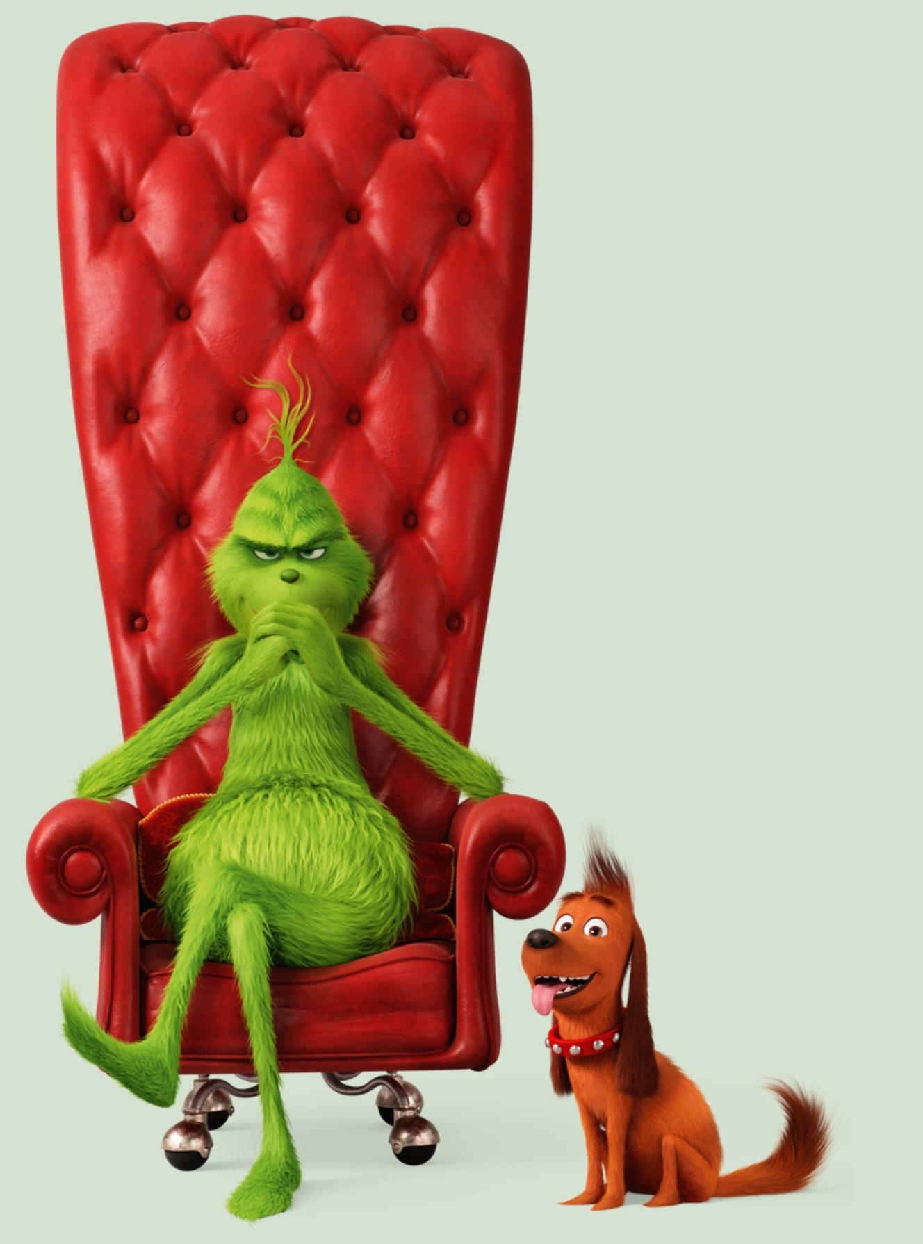 The Grinch Wallpaper