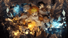 The Promised Neverland Wallpaper