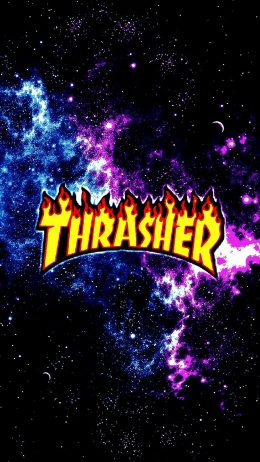 Thrasher Wallpaper