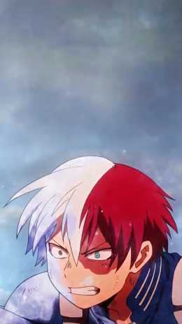 Todoroki Wallpaper