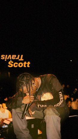 Travis Scott iphone Wallpaper