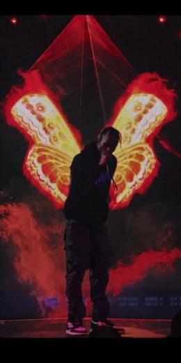 Travis Scott Hintergrundbild