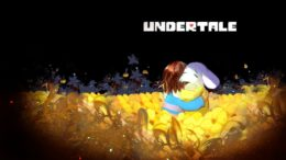 Undertale Spoiler Wallpaper