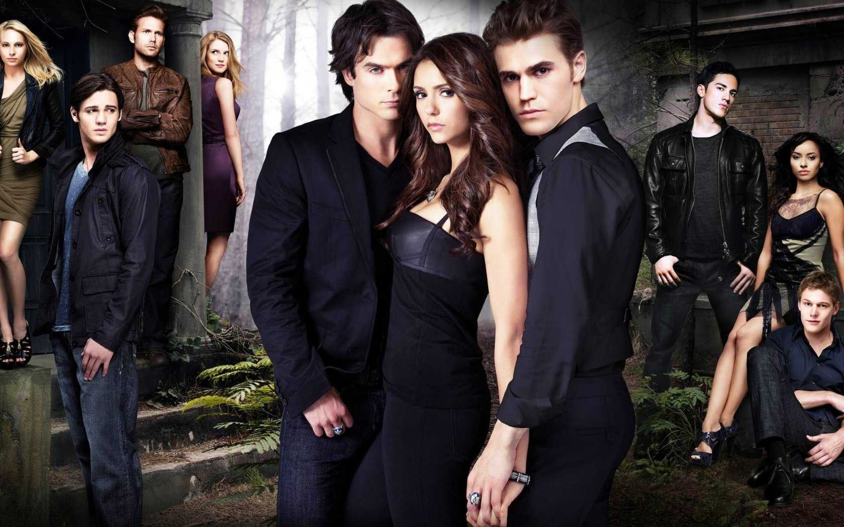 Vampire Diaries Wallpaper Nawpic