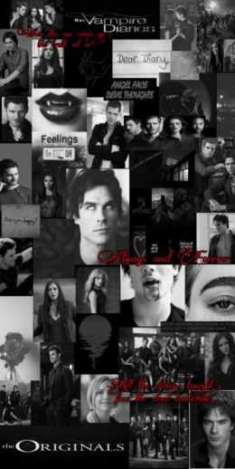 Vampire Diaries Wallpaper