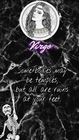 Virgo Wallpaper
