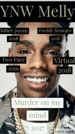 YNW Melly Wallpaper